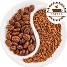 Кава розчинна цільнозернова