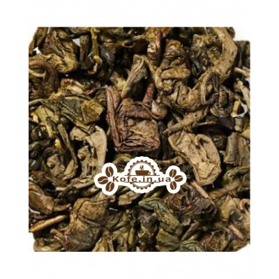 Ганпаудер зелений класичний чай Чайна Країна