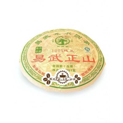 Бінг-Ча Шен пу ер Османтус 357 г