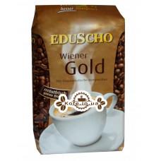 Кава EDUSCHO Wiener Gold зернова 500 г (9002338160051)