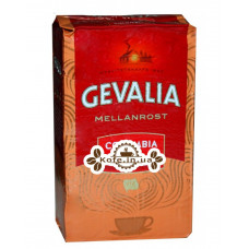 Кофе GEVALIA Mellan Rost Colombia молотый 450 г (8711000537725)