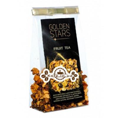 Golden Stars фруктовий чай з харчовим золотом Чайна Країна 50 г п / п