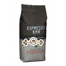 Кава GARIBALDI Espresso Bar зернова 1 кг (8003012003351)