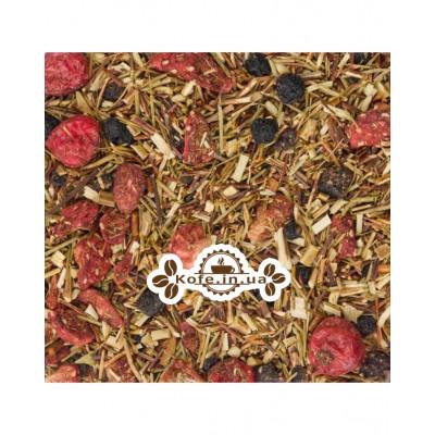 Червоні Ягоди Зелений Ройбуш етнічний чай Країна Чаювання 100 г ф / п