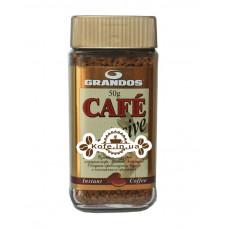 Кава GRANDOS Exclusive розчинна 50 г ст. б. (4009041100768)