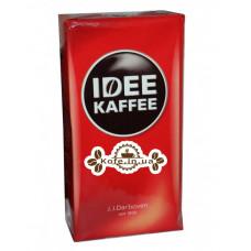 Кофе JJ DARBOVEN IDEE KAFFEE Entkoffeiniert молотый 500 г (4006581000800)