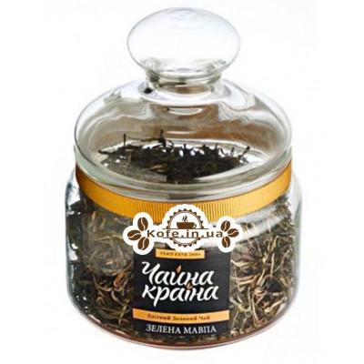 Зеленая Обезьяна зеленый элитный чай Чайна Країна 100 г ст. б.