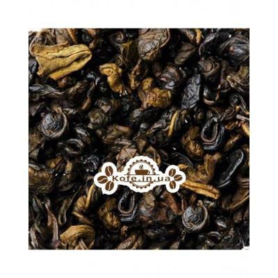 Зелений Ерл Грей зелений ароматизований чай Країна Чаювання 100 г ф / п