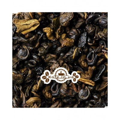 Зеленый Эрл Грей зеленый ароматизированный чай Країна Чаювання 100 г ф/п