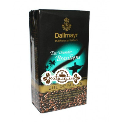 Кофе Dallmayr Sul De Minas Das Wunder Brasiliens молотый 250 г