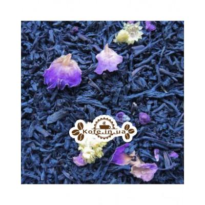 Ягода-Малина чорний ароматизований чай Чайна Країна