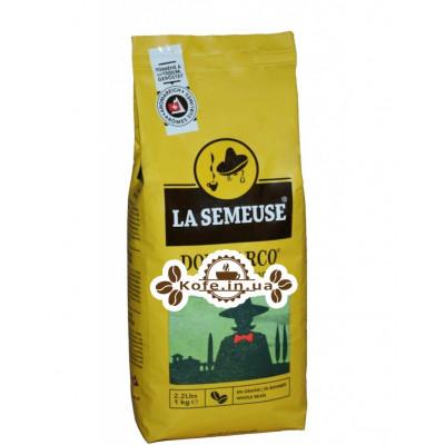 Кофе La Semeuse Don Marco зерновой 1 кг (7610244100218)