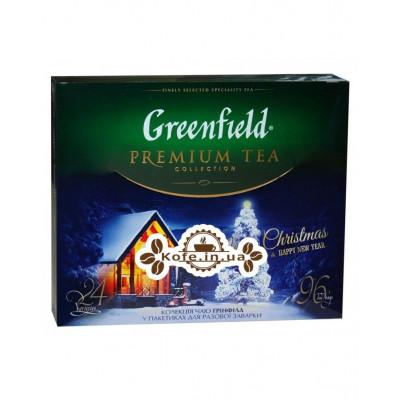 Чай Greenfield Premium Tea Collection Преміальна Колекція 96 х 2 г (4823096806105)