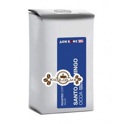 Кофе Дом Кофе OCOA Santo Domingo зерновой 200 г (2000000127620)