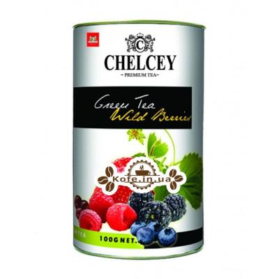 Чай CHELCEY Wild Berries Лесные ягоды 100 г к/б