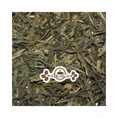 Сенча зеленый классический чай Османтус