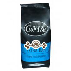 Кава Poli Extrabar зернова 1 кг (8019650000201)
