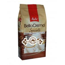 Кофе Melitta Bella Crema Speciale зерновой 1 кг (4002720008508)