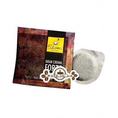 Кава Filicori Zecchini Gran Crema Forte в монодозах 50 х 7 г