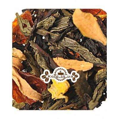 Генеральський Купаж Преміум чорного і зеленого чаю Чайна Країна