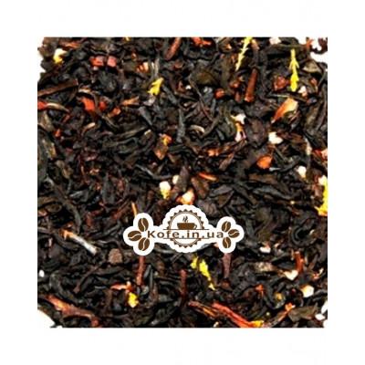 Зоряна Ніч чорний ароматизований чай Чайна Країна
