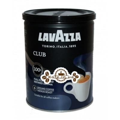 Кофе Lavazza Club молотый 250 г ж/б (8000070015456)