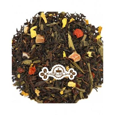 Царський Купаж чорного і зеленого чаю Чайна Країна