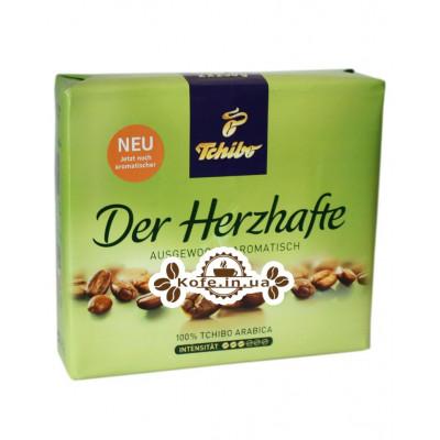 Кава Tchibo Herzhaft Mild (М'яке Серце) мелена 2 х 250 г (4006067945083)
