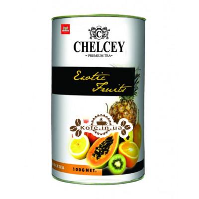 Чай CHELCEY Exotic Fruits Екзотичні фрукти 100 г к / б