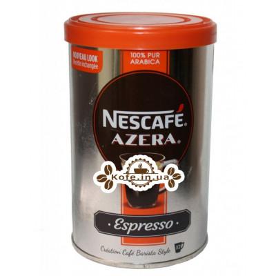 Кофе Nescafe Azera Espresso растворимый 95 г ж/б (7613034870940)