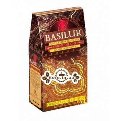 Чай BASILUR Orient Delight Східне Чарівність - Східна 100 г к / п (4792252916500)