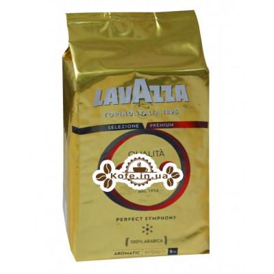 Кофе Lavazza Qualita Oro зерновой 1 кг (8000070020566)