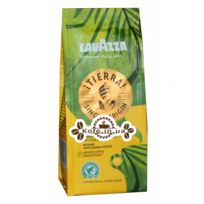 Кава Lavazza Tierra Brazile Cerrado мелена 180 г (8000070022270)