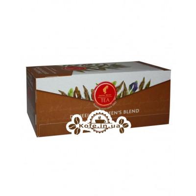Чай Julius Meinl Darjeeling Queen's Blend Дарджилінг Королівський Бленд 25 x 2 г (9000403822774)