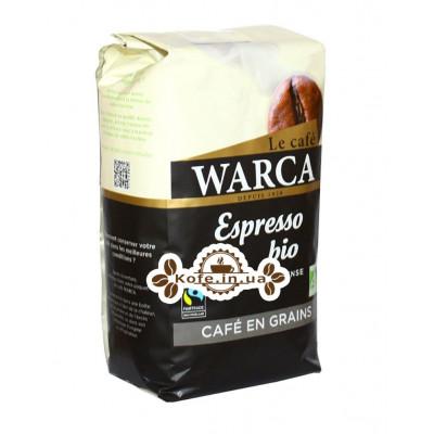 Кава JJ DARBOVEN Le Cafe Warca Espresso Bio зернова 500 г