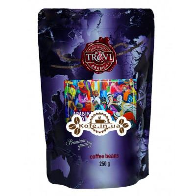 Кофе Trevi Арабика Перу зерновой 250 г (4820140050798)