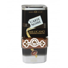 Кава Carte Noire Millicano цільнозернова розчинна 100 г ст.Б.