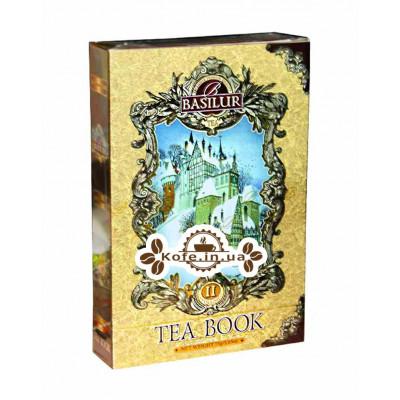 Чай BASILUR Winter Book Том 2 - Зимова Книга 75 г к / п (4792252931770)