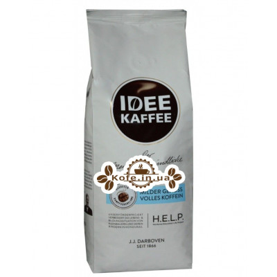 Кофе JJ DARBOVEN IDEE KAFFEE Caffe Crema зерновой 1 кг (4006581071459)