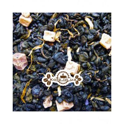 Ніч Клеопатри зелений ароматизований чай Країна Чаювання 100 г ф / п