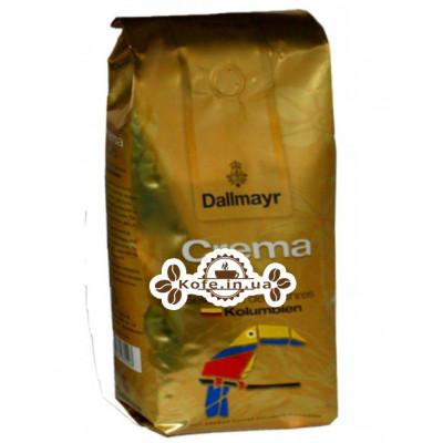 Кофе Dallmayr Crema d'Oro Selection Des Jahres Kolumbien 1 кг зерновой (4008167035503)
