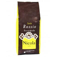 Кава Nicola Rossio Encorpado зернова 1 кг (5601132106018)
