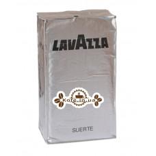 Кава Lavazza Suerte мелена 250 г (внутрішній ринок)