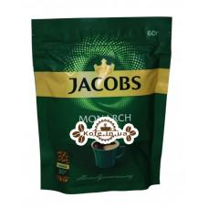 Кава Jacobs Monarch розчинна 60 г економ. пак. (4820187046464)