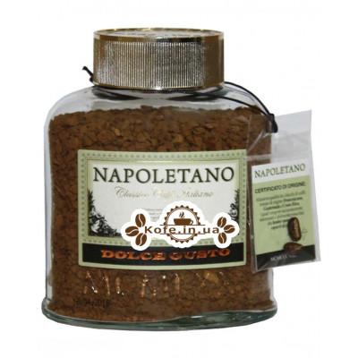 Кава Napoletano Dolce Gusto розчинна 100 г ст. б.
