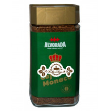 Кава ALVORADA Cafe do Monaco Kraftig розчинна 200 г ст. б. (9002517300728)