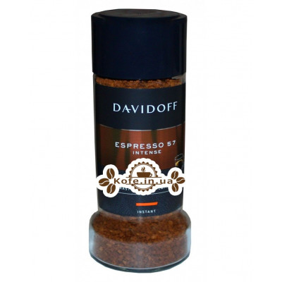 Кофе Davidoff Cafe Espresso 57 растворимый 100 г ст. б. (4006067061288)