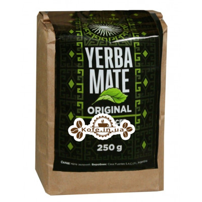 Мате Yerba Mate Original етнічний чай 250 г к / п