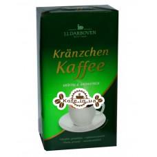 Кофе JJ DARBOVEN Kranzchen Kaffee молотый 500 г (4006581001227)