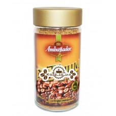 Кофе Ambassador Platinum растворимый 190 г ст. б. (8718868866875)